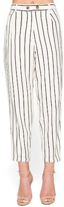 Women's Willow & Clay Stripe Pants $79 thestylecure.com