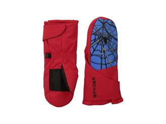 Spyder Marvel Overweb Mini Mittens (Little Kids/Big Kids)