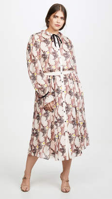 Temperley London Maggie Collar Dress