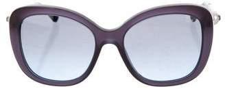 Chanel CC Pearl Sunglasses