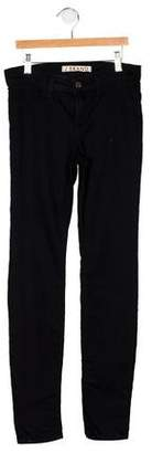 J Brand Girls' Two Pockets Skinny Leggings