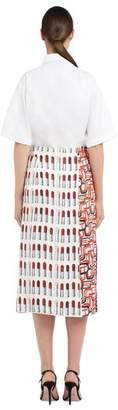 Prada Twill Skirt