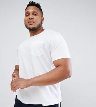 Jack and Jones Essentials Plus Size Pocket T-Shirt