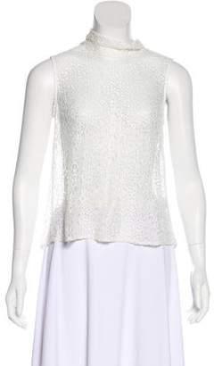 Rachel Comey Sleeveless Lace Top