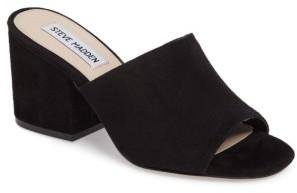 Women's Steve Madden Dalis Slide Sandal $89.95 thestylecure.com
