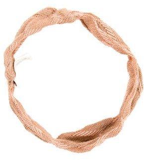MissoniMissoni Bicolor Patterned Headband