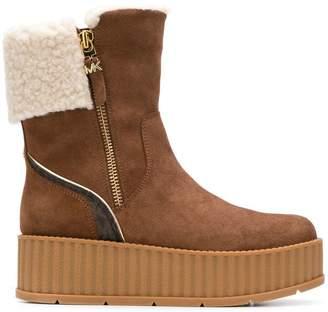 MICHAEL Michael Kors Beatrix platform boots