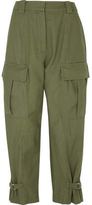 3.1 Phillip Lim Tapered Cotton-twill Cargo Pants