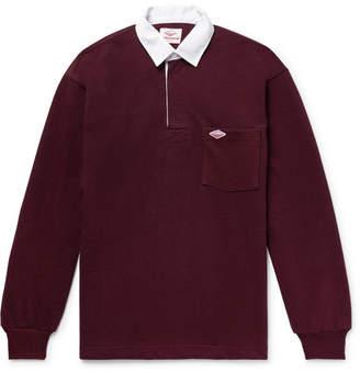 Battenwear Cotton-Jersey Polo Shirt