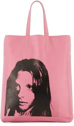 Calvin Klein Andy Warhol Sandra Brant Tote Bag
