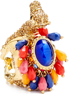 Kate Spade New York Spice Things Up Camel Ring $128 thestylecure.com