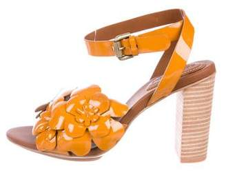 See by Chloe Goat Flower Sandals