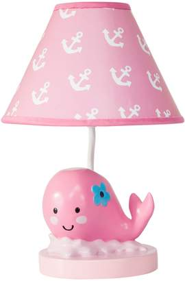 Lambs & Ivy Splish Splash Whale Lamp