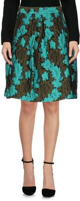 P.A.R.O.S.H. Knee length skirts - Item 35323876MS