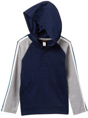 Tea Collection Ewan Henley Hoodie (Toddler, Little Boys, & Big Boys)