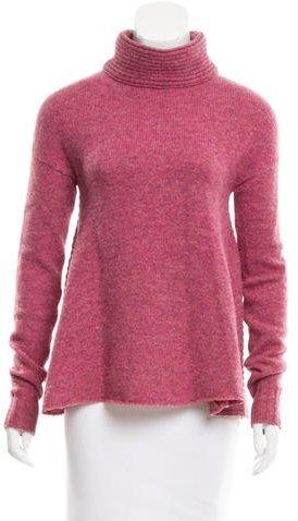 Balenciaga Balenciaga Wool Turtleneck Sweater