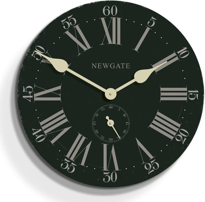 Clocks – Tempus Clock – Platform Green – 50cm dia
