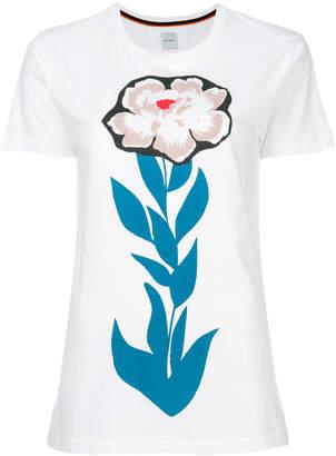 Paul Smith flower T-shirt
