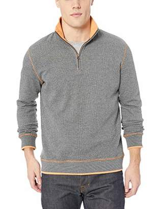 Robert Graham Men's Firth Quarter Zip Knit