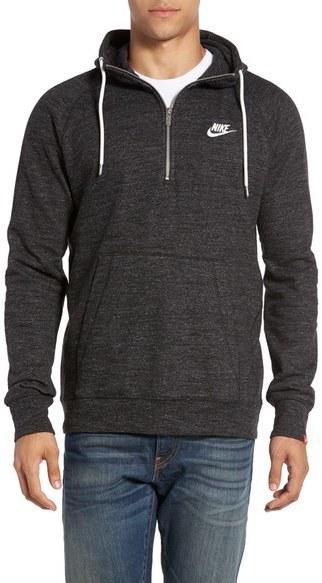 Nike 'Sportswear Legacy' Quarter Zip Hoodie