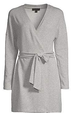 Saks Fifth Avenue Women's COLLECTION Hattie Wrap Robe