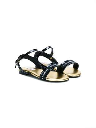 94c49ef6eac Dolce   Gabbana Girls  Shoes - ShopStyle