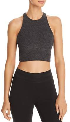 Beyond Yoga Across The Strap Cropped Top