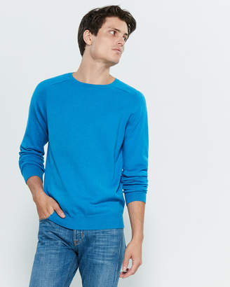 Gant Cotton-Blend Long Sleeve Sweater