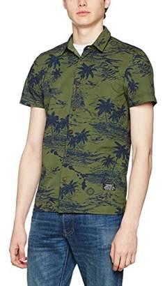 Schott NYC Men's Shisla Casual Shirt