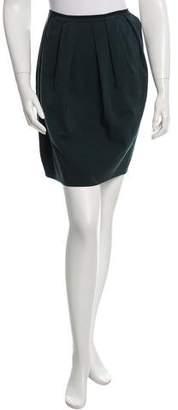 Golden Goose Pleated Mini Skirt