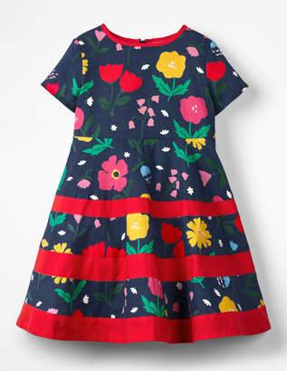 Boden Floral Skater Dress