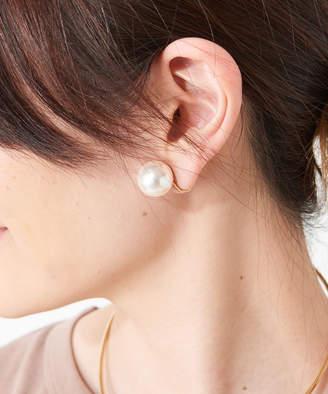 ear PAPILLONNER (イア パピヨネ) - イア パピヨネ ビッグパールイヤリング