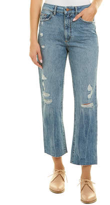 DL1961 Premium Denim Jerry El Paso High-Rise Vintage Straight Leg
