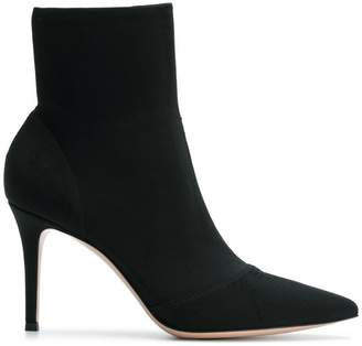 Gianvito Rossi high ankle boots