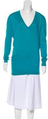 Barbara Bui Cashmere & Silk Lightweight Sweater
