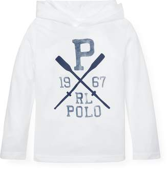 Ralph Lauren Stretch Hooded Cover-Up