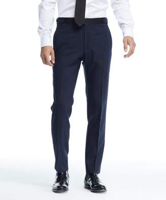 Todd Snyder Black Label Sutton Tuxedo Pant in Italian Navy Wool