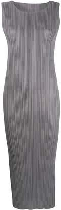 Pleats Please Issey Miyake Lungo dress