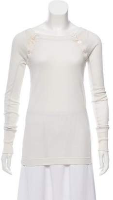 Marc by Marc Jacobs Knit Long Sleeve Top w/ Tags