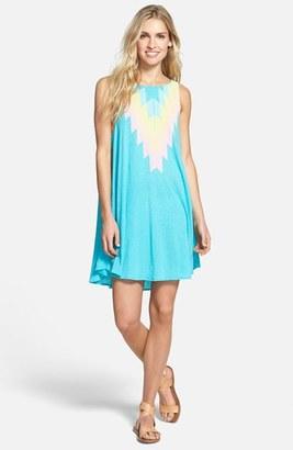 Women's Wildfox 'Cassidy Sea' Sleeveless Tunic Dress $98 thestylecure.com