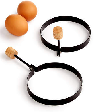 Martha Stewart Collection 2-Pc. Non-Stick Egg Rings Set