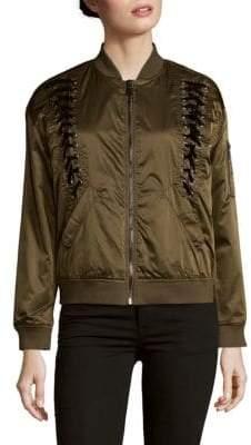Bagatelle Lace-Up Jacket