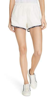 Tory Sport Banner Track Shorts