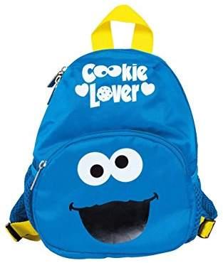 Sesame Street Molto 18768 Isothermal Cookie Monster Backpack