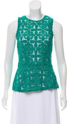 Intermix Sleeveless Lace Top w/ Tags