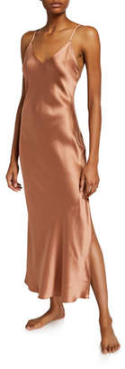 Christine Lingerie Garbo Silk Nightgown