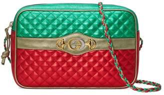 Gucci Leather Disco Bag