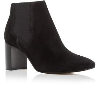 Rag & Bone Women's Nefer Block-Heel Chelsea Booties