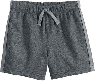 Baby Boy Jumping Beans Side Taped Shorts