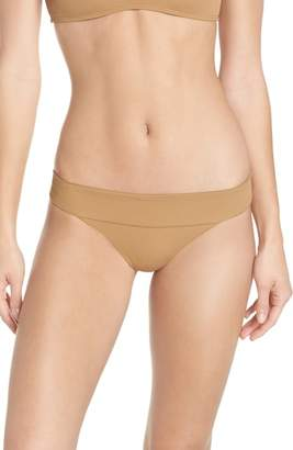 L-Space L Space Veronica Ribbed Bikini Bottoms